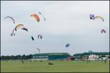 Middle Wallop Kite Festival 2007, Saturday