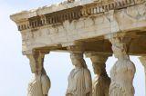 Ionic temple of Erechtheus