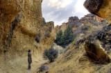 juniper canyon / leslie gulch