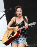 KT Tunstall at ACL Fest 9.17.2006