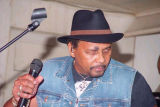 Aaron Neville at Gruene Hall 10.12.2002