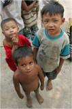 3  kids-Wat Than/Phnom Penh