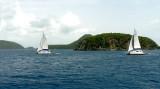 White Bay(4)  Little Harbour(5)