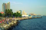 Manila Bay Area By Day