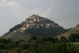 Town on the Hill,Italy