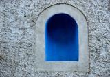 The blue niche