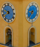 Twin Clocks