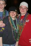 The Faces of Mardi Gras