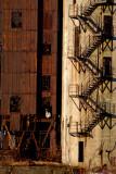 Abandoned Marine Leg