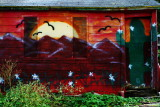 Old Tool Shed Off Weller Road