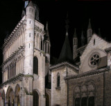 Dijon by night