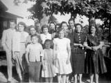Children and grandchildren of August Ben Fingleman