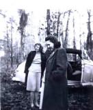 Frances Fingleman Carlisle and Betty Fingleman Majors