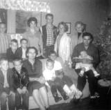 Ollie Fingleman with her grandchildren