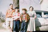 Eugene, Sondra, Ralph and Ruth Jansen