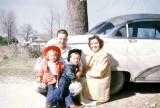 Virginia Ann, Marcelle, Dave and Kendoyce Fingleman