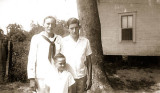 Marcelle, Bernie and J.B. Fingleman