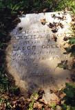 Headstone of Martha Ann Green