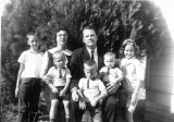 Charles W. Reed and Family