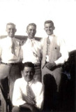 Henry and Irvin Reed and friends