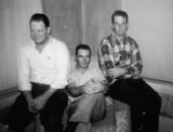Irvin, Bill and Wayne Reed