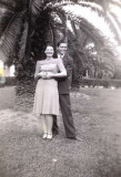 Mildred Reed Sanderlin and James William (Bill) Reed