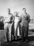 Will, Katie and Bill Reed