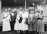 Hart Family, about 1934