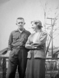 Lynn Reed and Virginia