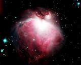 M42 emission nebula (Orion Nebula)