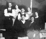 Jonnie Lantrip Nicholson and her brothers and sisters