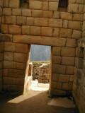 Incan Door Lintel