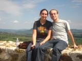 Lake Balaton (with Francine!)