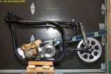 5571-Norton cafe racer, initial measurements