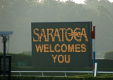 Saratoga Racetrack, Saratoga Springs, New York, 2007