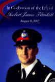 DEEDS SPEAK- IN MEMORY OF DET CONST ROBERT JAMES PLUNKETT!