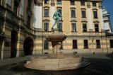 Wroclaw,Uniwersytecki squer
