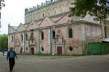 Zolkiv,synagogue