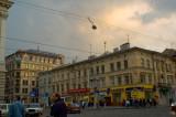 Lvov,sunset