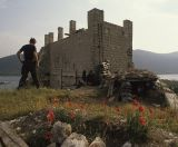 Ancient fortress in a modern war