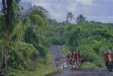 Ride through paradise