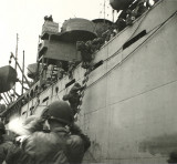 My father's pictures from World War Two