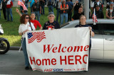 Patriot Guard - Pvt Gilmore Welcome Home