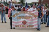 Patriot Guard - Lcpl Barth Welcome Home