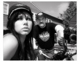 Nikay and the ol' Shovelhead