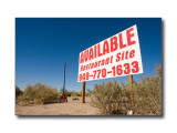Land AvailableBarstow, CA