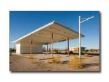 Abandoned Gas Station, Rte. 66East Amboy, CA