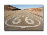 Route 66, The 'Mother Road'Cadiz Summit, CA