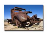 Old TruckGoffs, CA