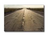 Route 66 PavementNear Amboy, CA
